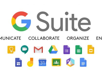 Benefits of tools such as GSuite or Office365