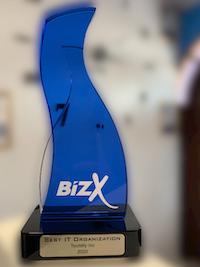 BizX 2020 Best IT Organization
