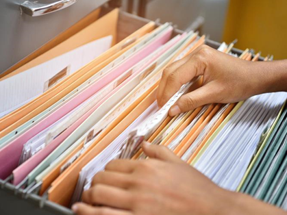 Automated payroll for keeping records